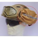 Mask protective pouch